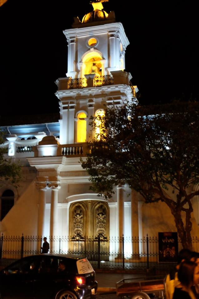 Cuenca evening