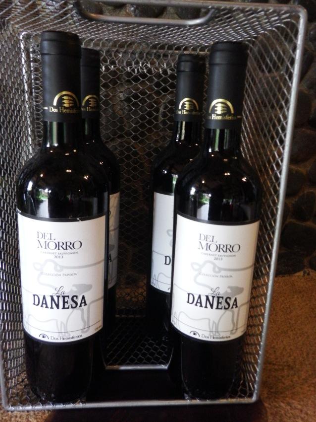 La Danesa wines